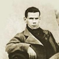 Лев Толстой, факты детства и юношества